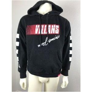 Villans Black Sweater Large Racing 2011